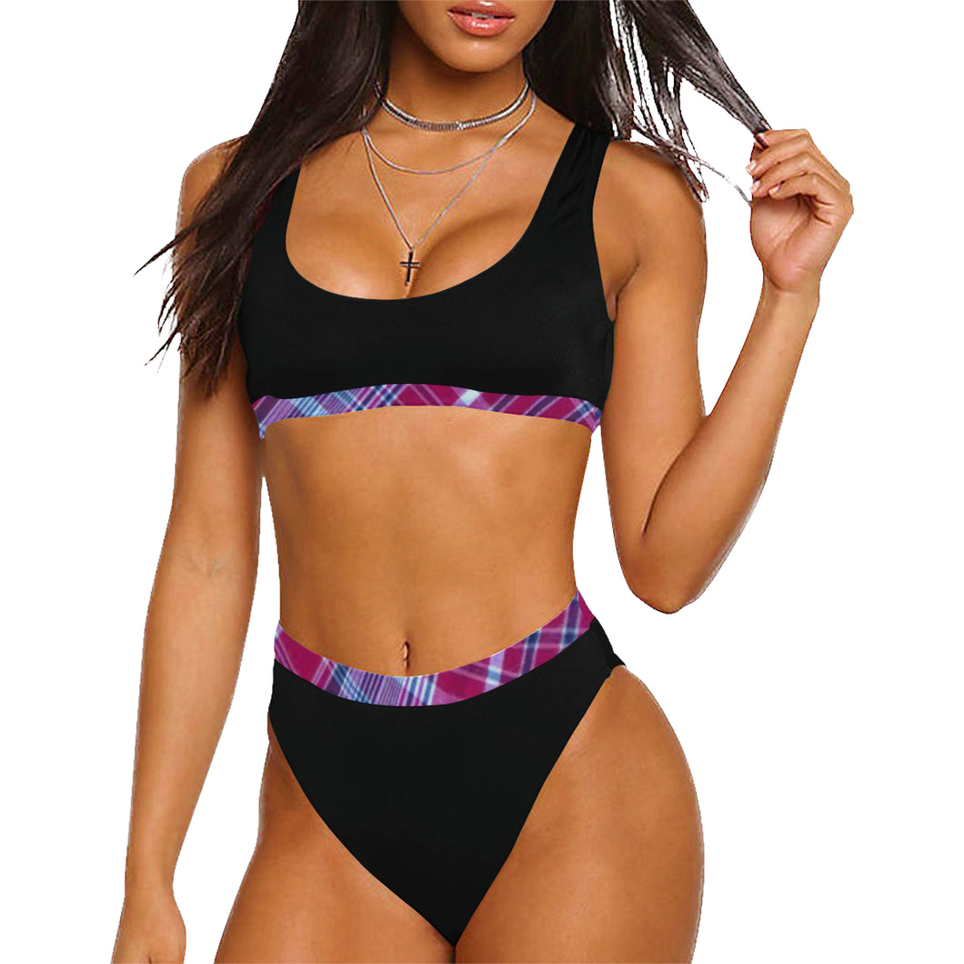 MONTEGO High Waisted Bikini