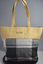 Load image into Gallery viewer, BETTO Raffia Bag