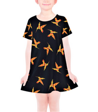 Load image into Gallery viewer, KARUK Bird Dress