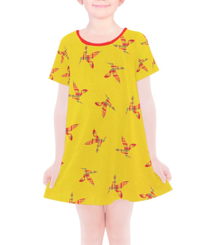 KARUK Bird Dress