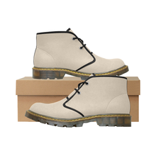 Load image into Gallery viewer, Leather Chukka Boots