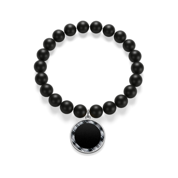 BETTO Black Onyx Bracelet