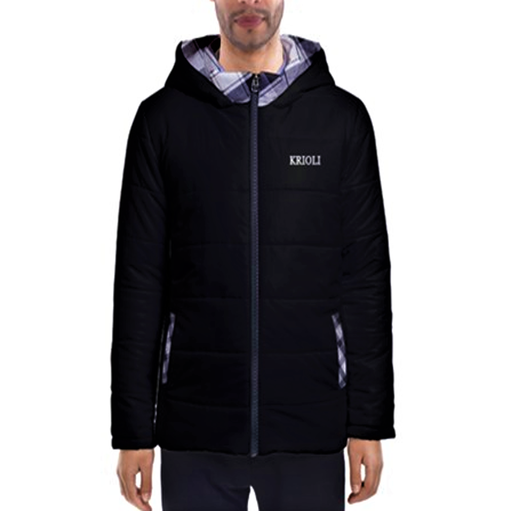 BETTO Hooded Coat
