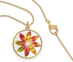 Load image into Gallery viewer, KARUK Hibiscus Necklace