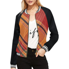 Load image into Gallery viewer, MONI Bomber Jacket