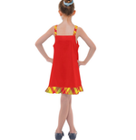 Load image into Gallery viewer, KARUK Ruffle Dress