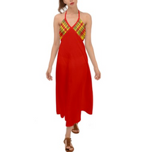 Load image into Gallery viewer, KARUK Tie Back Dress