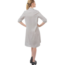 Load image into Gallery viewer, Signature Long Sleeve Shirt Dress