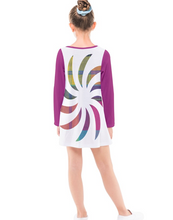 Load image into Gallery viewer, HIBI Long Sleeve Dress