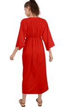 Load image into Gallery viewer, KARUK Kimono Dress