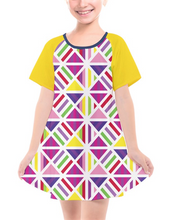 Load image into Gallery viewer, Geometric Dress