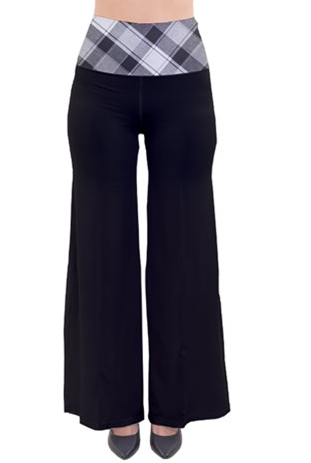 BETTO High Waist Pants