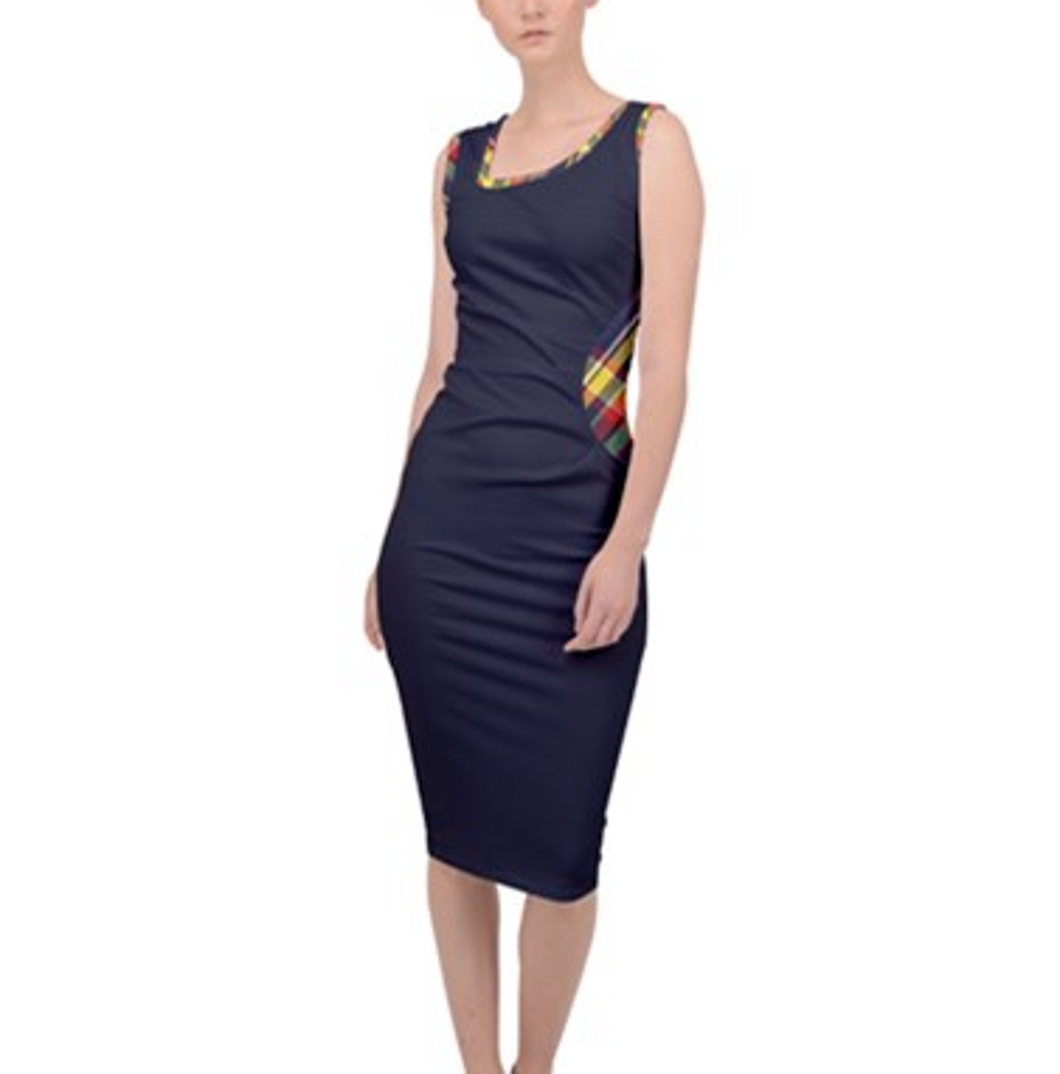 SOSO Pencil Dress