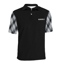 Load image into Gallery viewer, BETTO Madras Polo Shirt