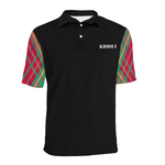 Load image into Gallery viewer, MADINI Madras Polo Shirt