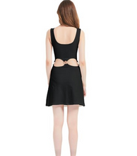 Load image into Gallery viewer, Signature O-Ring Mini Dress