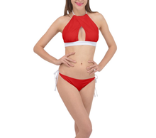 Load image into Gallery viewer, Signature Cross Front Bikini
