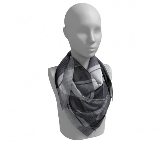 BETTO Silk Scarf