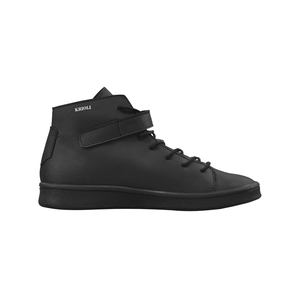 Leather Top Sneaker