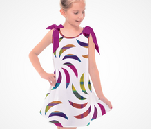 Load image into Gallery viewer, HIBI Shoulder-Tie Dress
