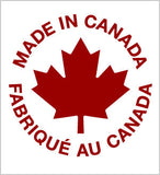 made in canada sign maple leaf