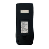 LATNEX® All-in-One EMF Meter AF-3500 - Back view
