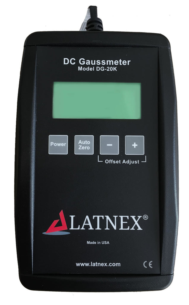 DC Gaussmeter Model DG-20K