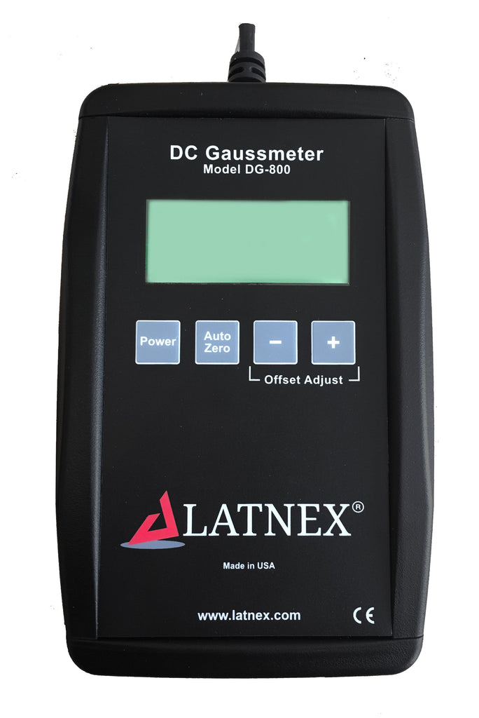 DC Gaussmeter Model DG-800