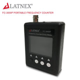 LATNEX FC-3000P Portable Frequency Counter/ Ctcss Meter