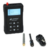 Spectrum Analyzer SPA-50K with Black Protection Boot & USB Cable