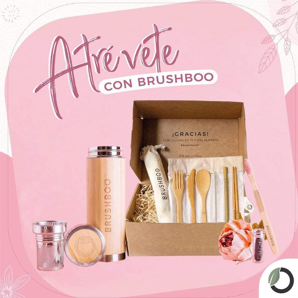 Brushboo ECO PACK - AVENTURERA