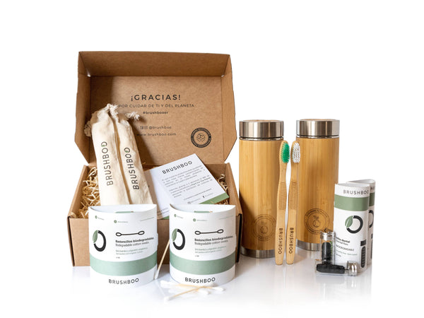 Brushboo Eco Packs - Aventura