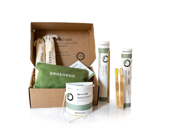 Brushboo Eco Packs - Conciencia Eco