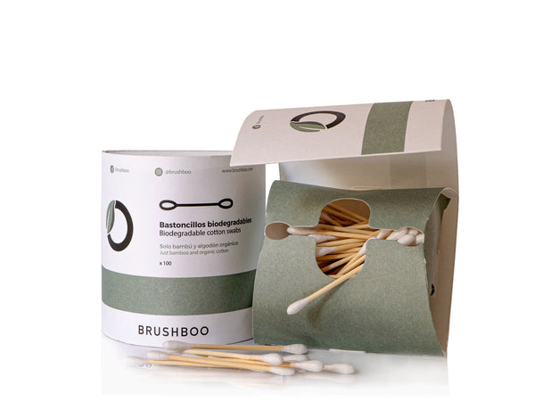 Brushboo Eco Packs - Soy Eco
