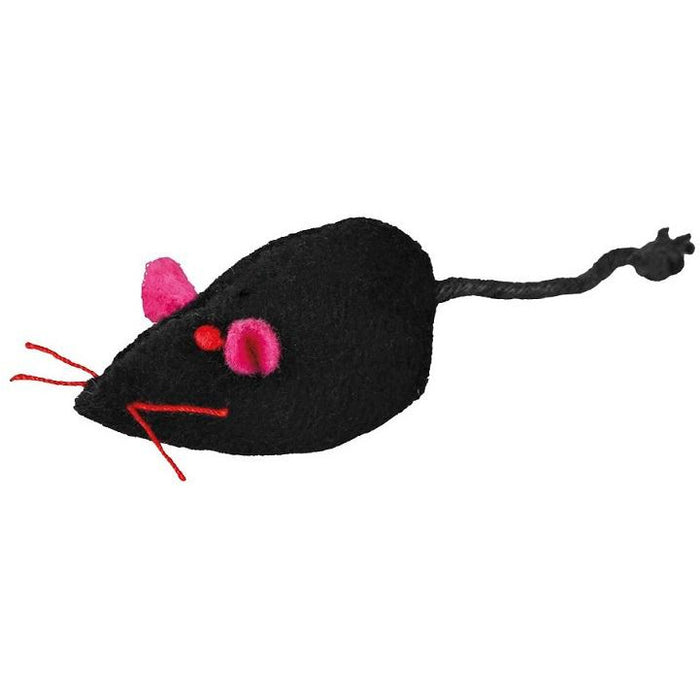 Pack Of 3 Catnip Mice