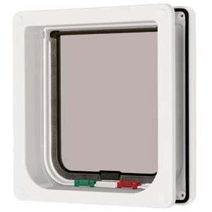 Cat Mate 4 Way Locking Cat Flap With Door Liner (235)
