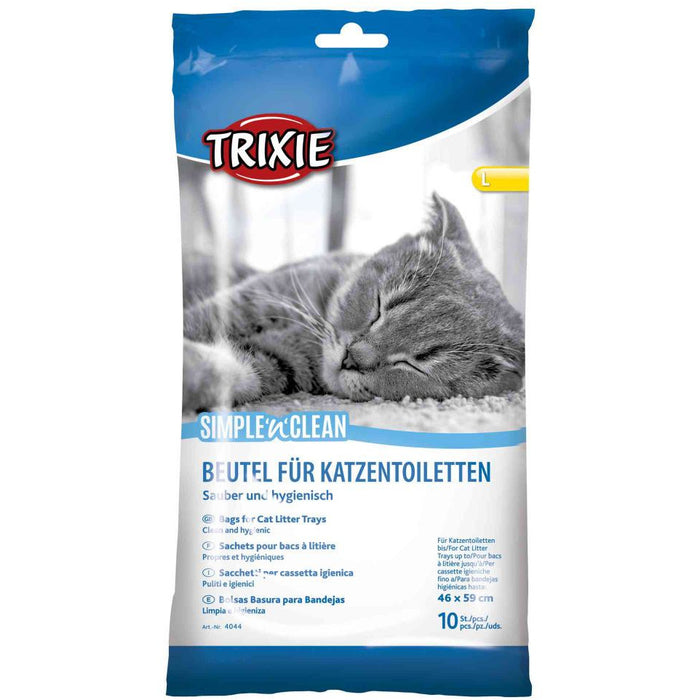 Trixie Large Cat Litter Tray Liners Bags