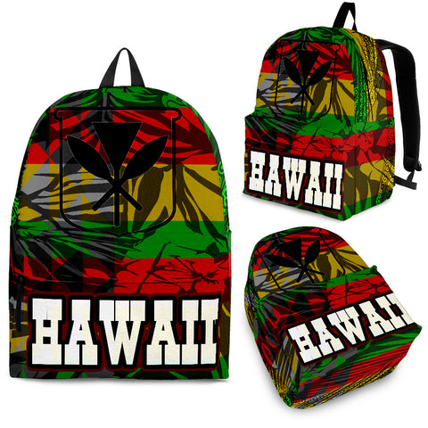 Hawaii Backpack - MikeAndNikes™- We Just Did It - Cream of The Crop®