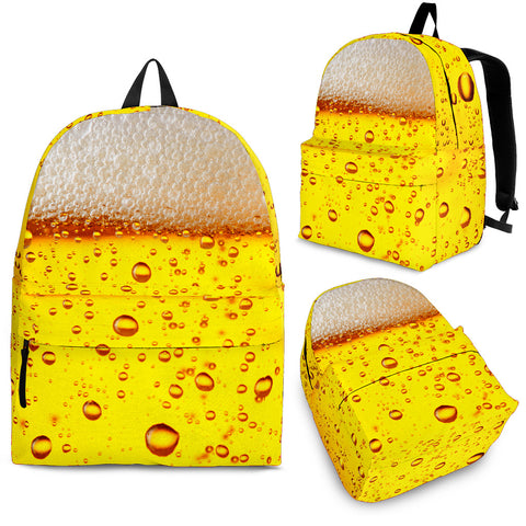 Beer Backpack - MikeAndNikes™- We Just Did It - Cream of The Crop®