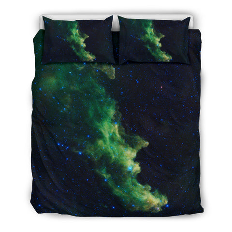Witch Head Nebula Duvet Cover - MikeAndNikes™- We Just Did It - Cream of The Crop®