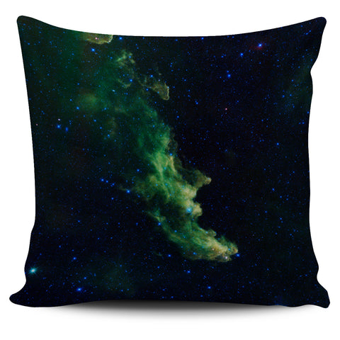 Witch Head Nebula Pillow Case - MikeAndNikes™- We Just Did It - Cream of The Crop®