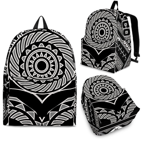 Mandala Backpack - MikeAndNikes™- We Just Did It - Cream of The Crop®