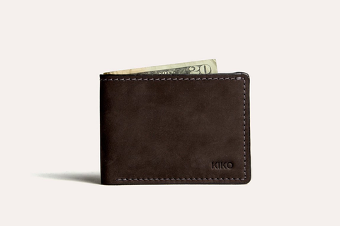 Bifold Wallet - MikeAndNikes™- We Just Did It - Cream of The Crop®