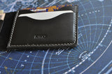 Simplistic Leather Wallet - MikeAndNikes™- We Just Did It - Cream of The Crop®