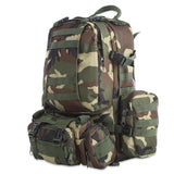 Outlife 50L Multifunction Molle Camouflage - MikeAndNikes™- We Just Did It - Cream of The Crop®