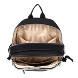 Vista Medium Backpack - MikeAndNikes™- We Just Did It - Cream of The Crop®