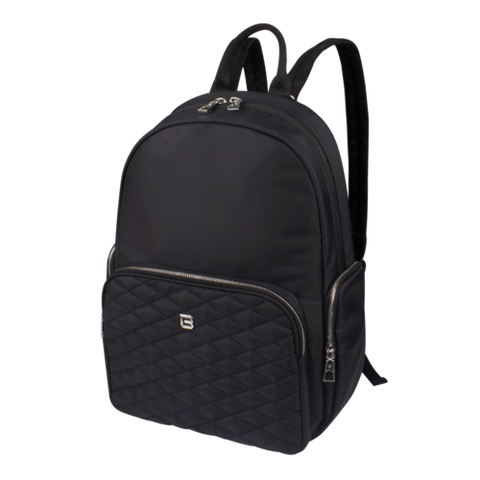 Spiros Medium Backpack - MikeAndNikes™- We Just Did It - Cream of The Crop®