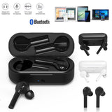 Bluetooth Mini Earbud HD Stereo Earphone Mic - MikeAndNikes™- We Just Did It - Cream of The Crop®