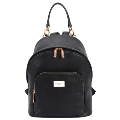 Women Backpacks Women's PU Leather - MikeAndNikes™- We Just Did It - Cream of The Crop®