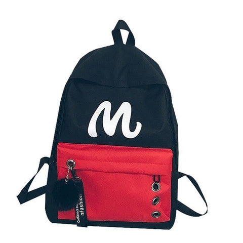 Fashion Women's Backpacks Unisex New Arrive Travel - MikeAndNikes™- We Just Did It - Cream of The Crop®